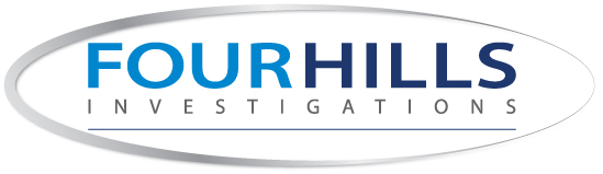 Corporate Logo for FourHills Investigations
